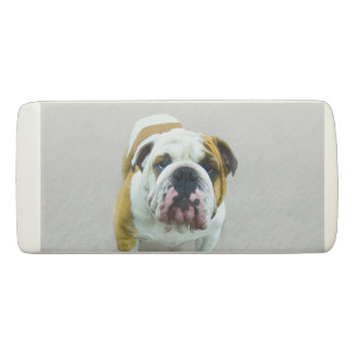 Bulldog Eraser
