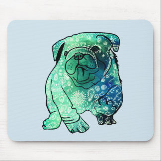 Bulldog french Buldog Dog  Mousepad
