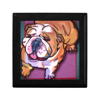 Bulldog Gift Box