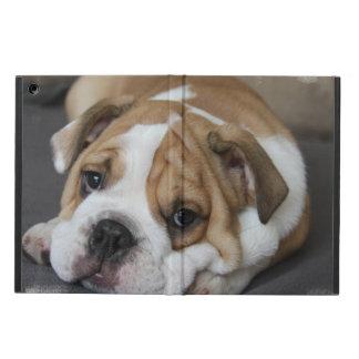Bulldog iPad Air Cover