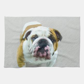 Bulldog Kitchen Towel