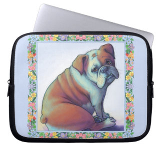 Bulldog Laptop Sleeves