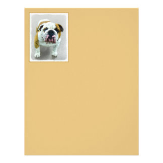 Bulldog Letterhead