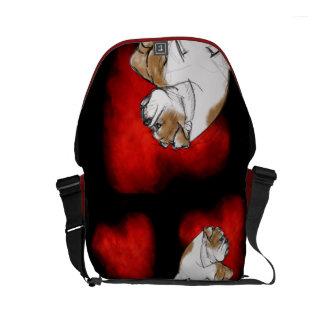 Bulldog Love Commuter Bag
