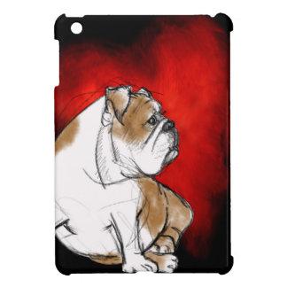 Bulldog Love iPad Mini Covers