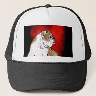 Bulldog Love Trucker Hat