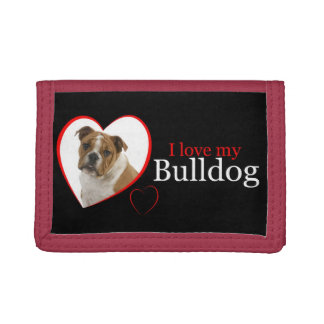 Bulldog Love Wallet
