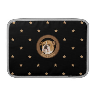 Bulldog MacBook Air Sleeve