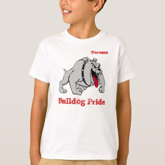 Bulldog Mascot Shirt