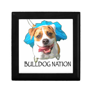 bulldog nation gift box
