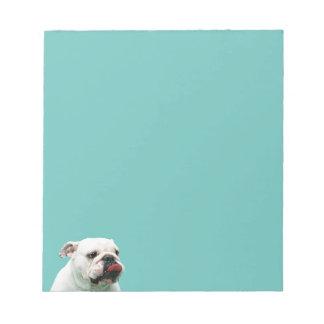 Bulldog Notepad