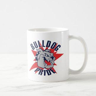 Bulldog Pride Basic White Mug