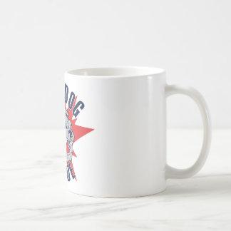 Bulldog Pride Classic White Coffee Mug