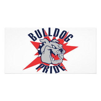 Bulldog Pride Photo Cards
