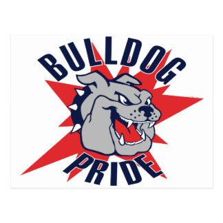 Bulldog Pride Postcard