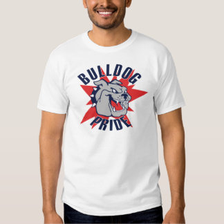 Bulldog Pride Tee Shirt