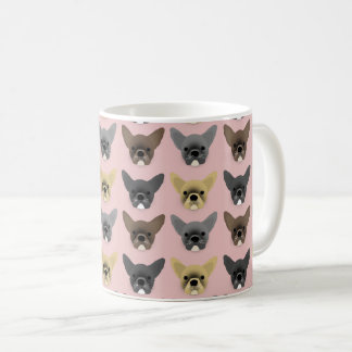 Bulldog Puppies Coffee Mug