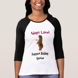 Bulldog Rescue T-Shirt