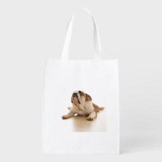 Bulldog Reusable Bag