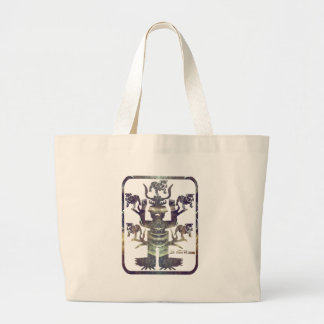 BULLDOG SEED SPIRITS SAN PABLITO CUSTOMIZABLE TOTE BAG