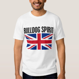 Bulldog Spirit Shirts