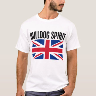 Bulldog Spirit T-Shirt