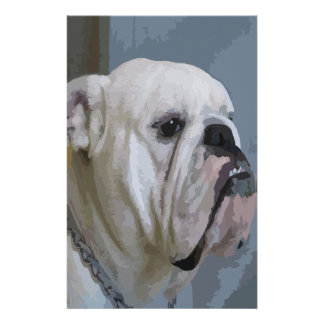 bulldog stationery paper