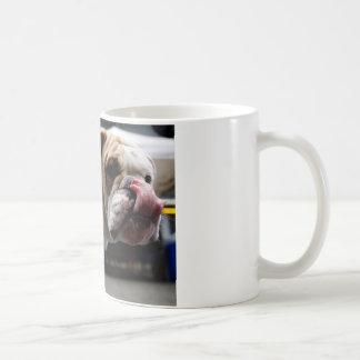 Bulldog Team Spirit Basic White Mug