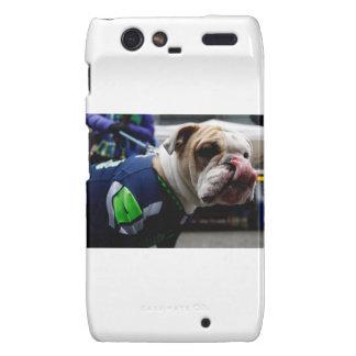 Bulldog Team Spirit Motorola Droid RAZR Case