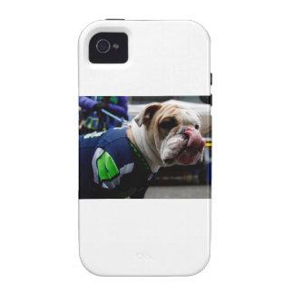 Bulldog Team Spirit iPhone 4 Cases
