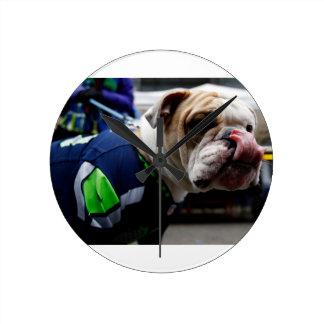 Bulldog Team Spirit Clocks
