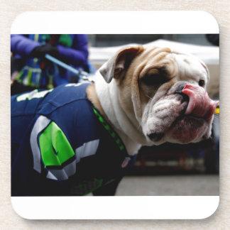 Bulldog Team Spirit Coasters