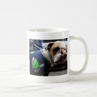 Bulldog Team Spirit Coffee Mugs