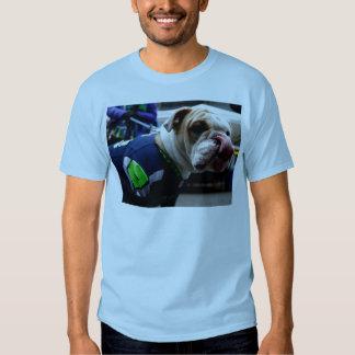 Bulldog Team Spirit Tee Shirts