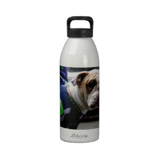 Bulldog Team Spirit Drinking Bottle