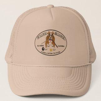 Bulldogs Billiards Trucker Hat