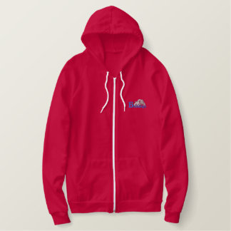 Bulldogs Embroidered Hoodie