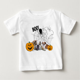 Bulldogs Halloween Toddler Unisex T-Shirt
