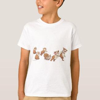 bulldogs horizontal T-Shirt