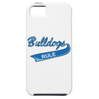 BULLDOGS RULE iPhone 5 COVERS