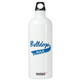 BULLDOGS RULE SIGG TRAVELER 1.0L WATER BOTTLE