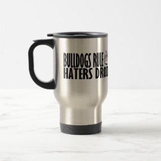 Bulldogs Rule Travel Mug