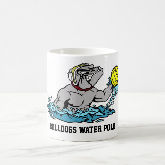 Bulldogs Water Polo Mug
