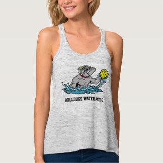 Bulldogs Water Polo Tank Top