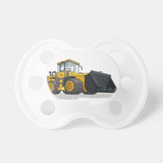 Bulldozer Pacifier