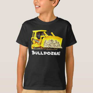 Bulldozer T shirt