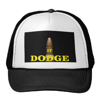bullet art a many trucker hat