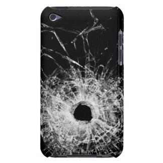 Bullet hole barely there iPod covers