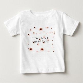 Bullet Holes Baby T-Shirt