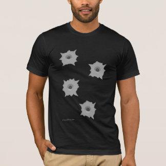 Bullet Holes Dark T-shirt